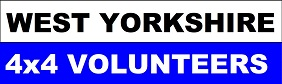 West Yorkshire 4x4 Volunteers